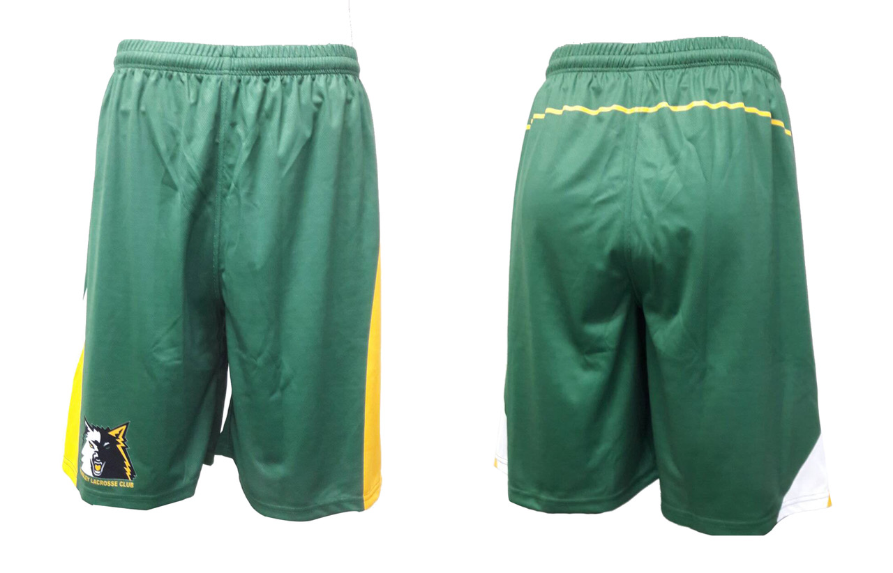 CP698 Lacrosse Training Shorts