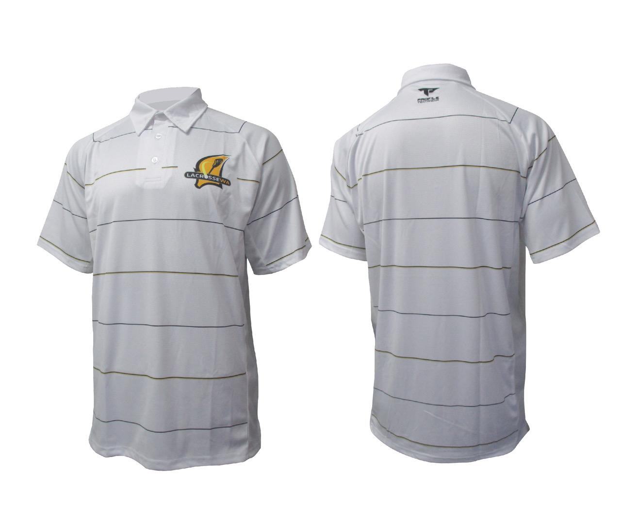 CP190P - Platinum Polo Shirts