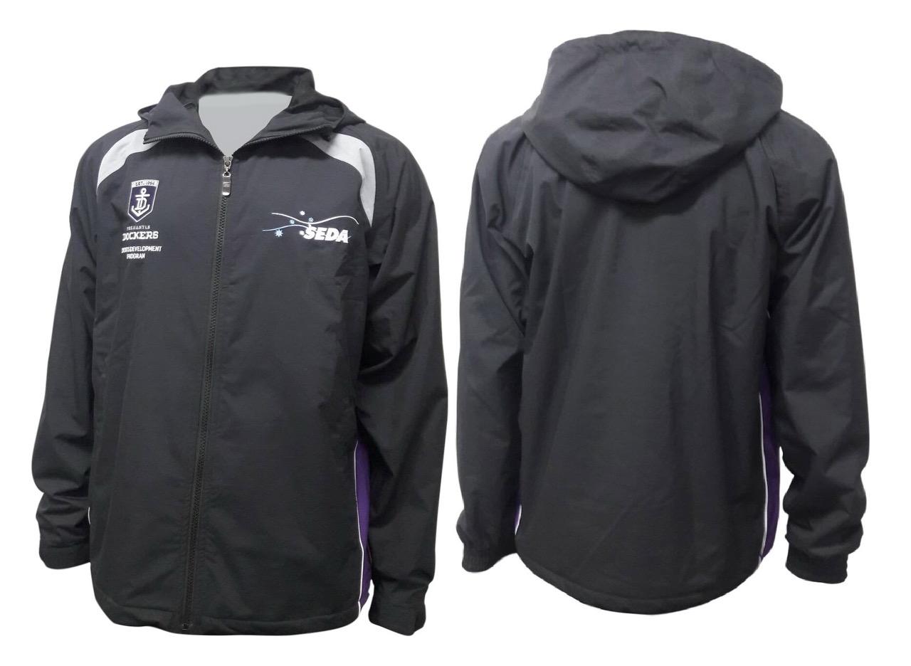 PT - Hooded Rain Jacket (1)