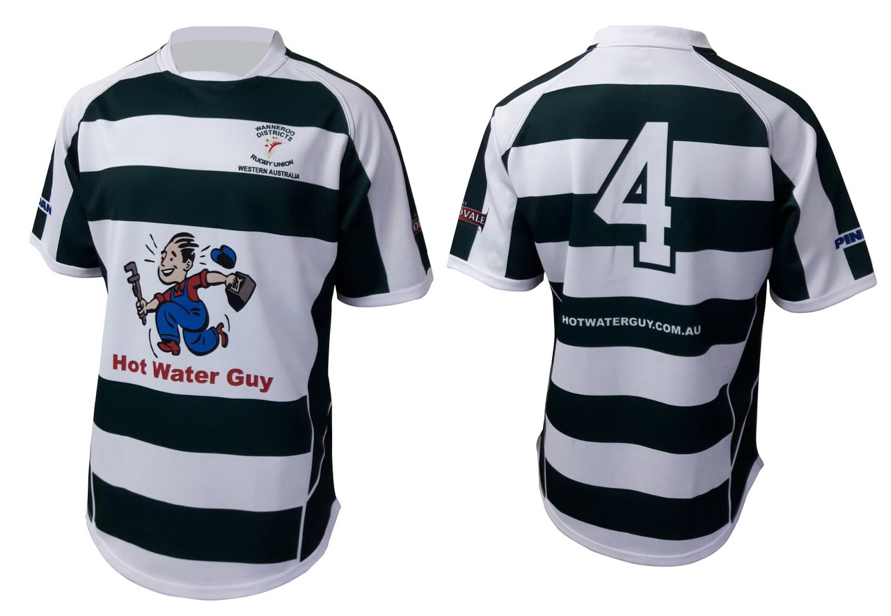 PT043 - Rugby Jersey