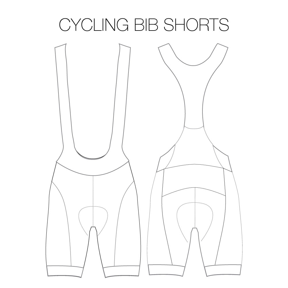 CYCLING-BIB-SHORTS